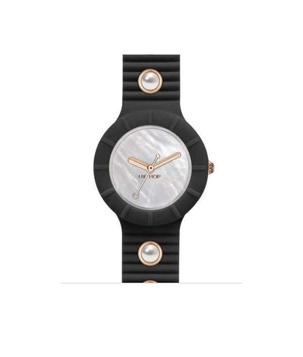 Orologio Hip Hop Pearls Black Tie HWU0494