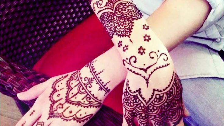 Pakistani Mahndi Designs | Multi Style & Beauty Tips