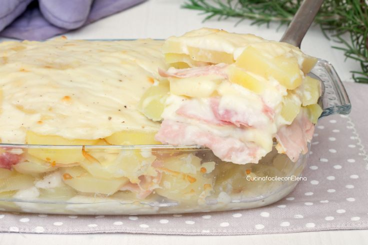 parmigiana di patate 2