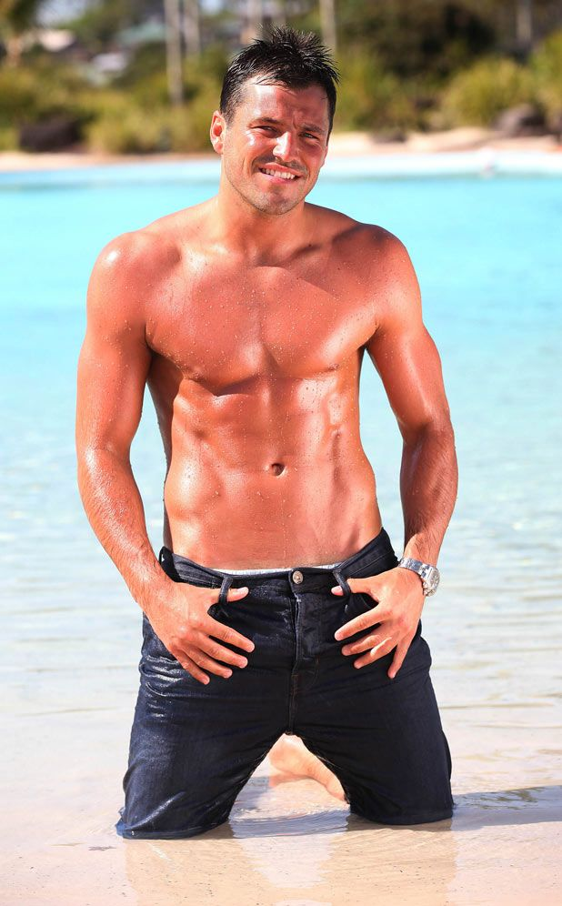 The Only Way Is Essex (TOWIE) Mark Wright