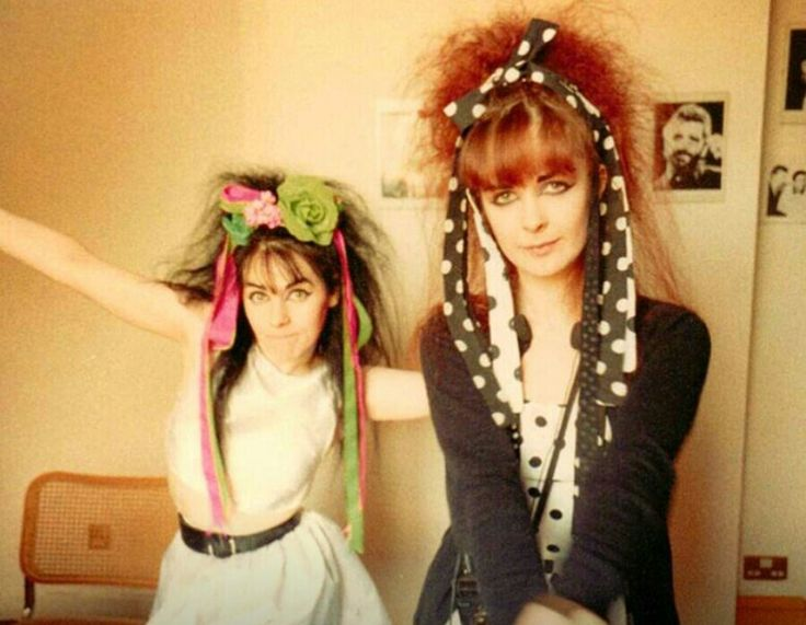 Rose and Jill from Strawberry Switchblade.