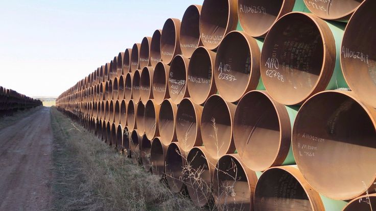 An update on the status of 3 major Canadian pipeline projects: Keystone XL, Northern Gateway and Trans Mountain.