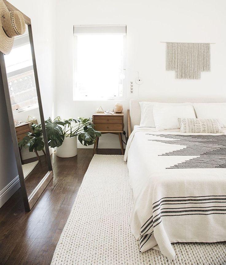 Small Apartment Bedroom Decor Ideas (25