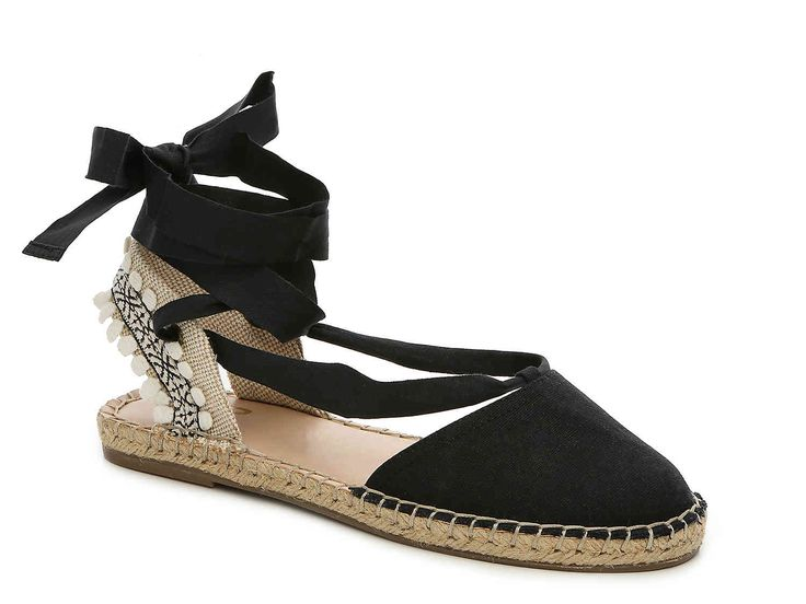 Tipano Espadrille Flat