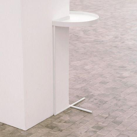 Nook Side Table By Lukas Franciszkiewicz