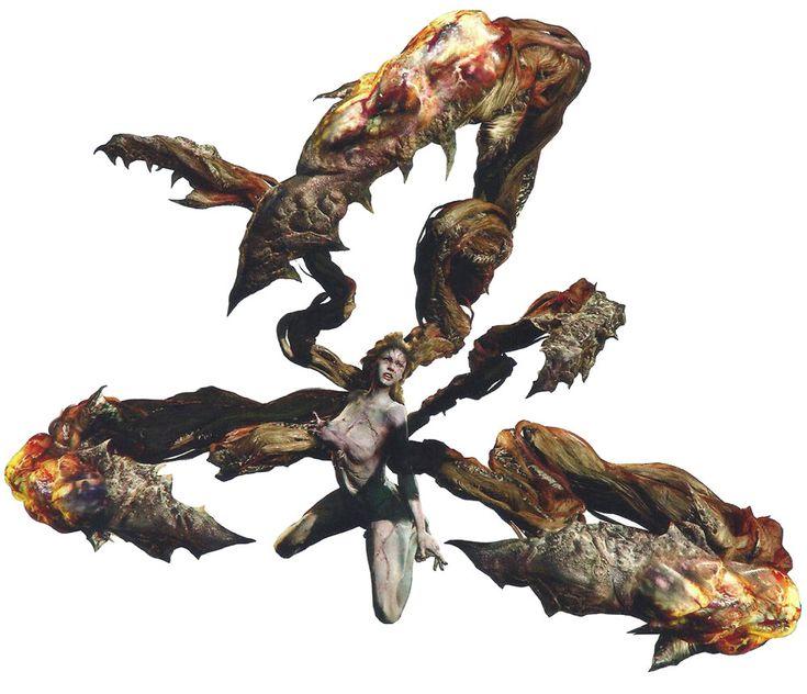 Deborah Harper Mutated - Resident Evil 6