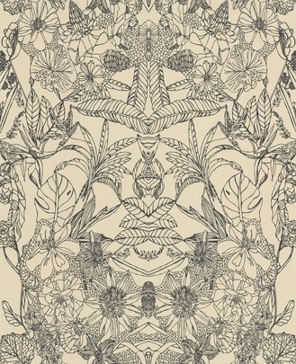 Graham & Brown available at walnut wallpaper #wallpaper