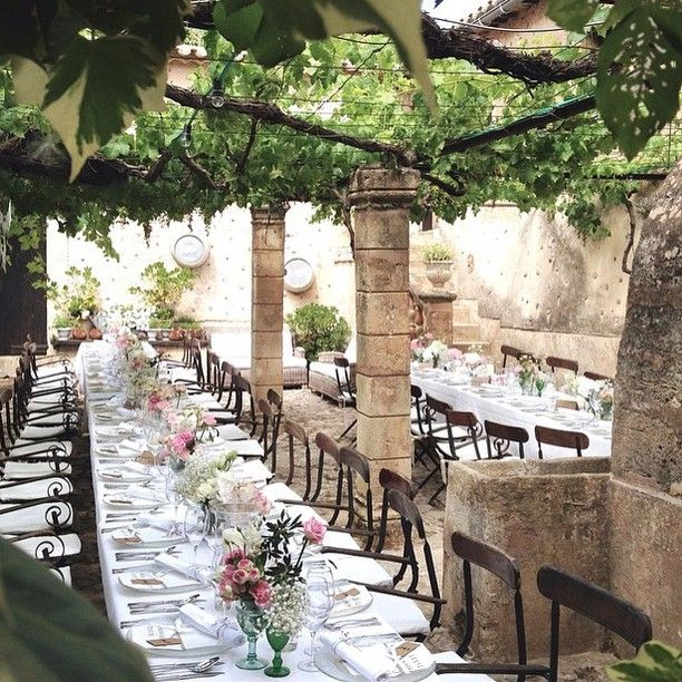 Wedding will be at finca son Bosch ❤️