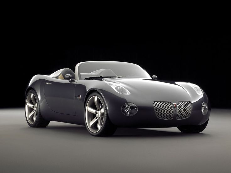 Pontiac Solstice Roadster My Ride