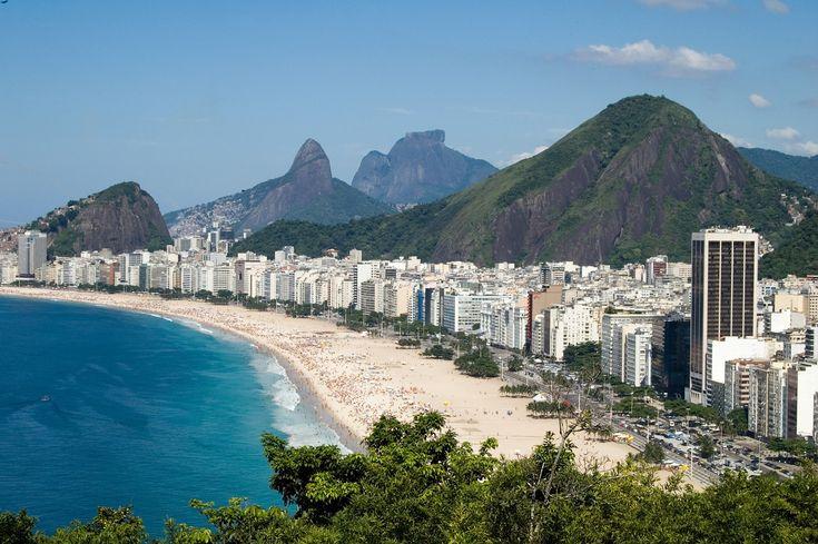 Brazil with kids tour
