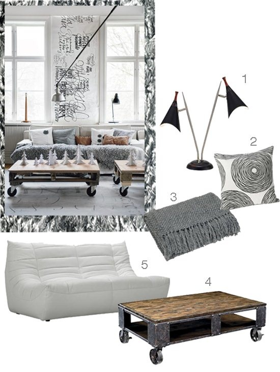 Home Accessories for a Scandinavian Style Christmas | Lighting & Interior Design Ideas Blog