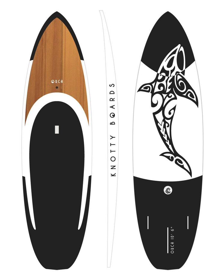 stand up paddle board, All round. Wood.  Knotty boards.ca