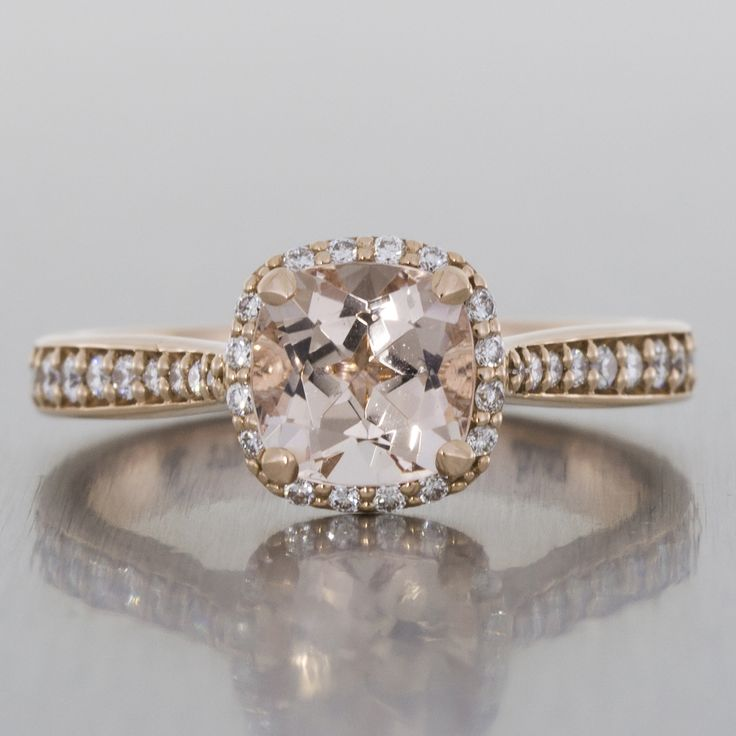 221 best Rose Gold images on Pinterest Engagement rings