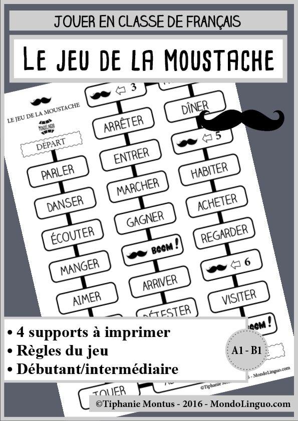 Jeu verbes français