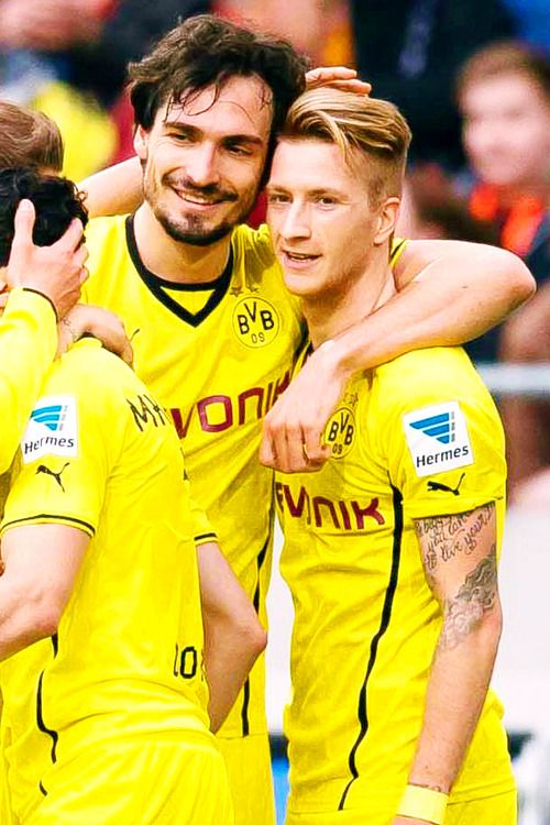 hummels and reus