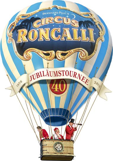 Circus Roncalli - Jubiläum