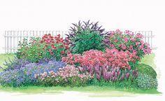 Mit der richtigen Mischung aus nektarreichen Frühjahrs-, Sommer- und Herbstblühern wird Ihr Garten zum Paradies für Schmetterlinge.