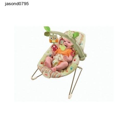 Baby Bouncer Chair Relax Sleep Comfort Calming Vibration Time Fun Play Toys Toy
