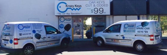 Krazy Keys is a top rated car key specialist company in Perth. We have professional experts and provide 24/7 emergency locksmith services for commercial, residential and automotive use.