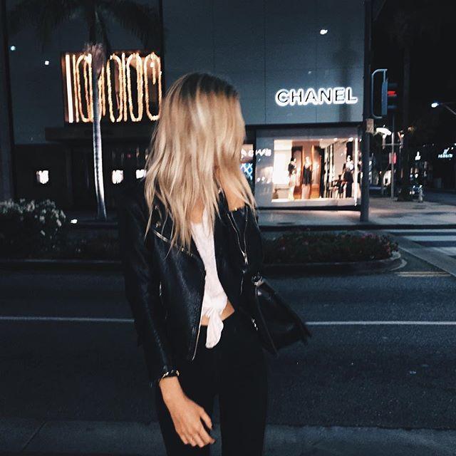 K A T E R O O N E Y (LA) @theglowedit Moody city lights Instagram photo | Websta (Webstagram)