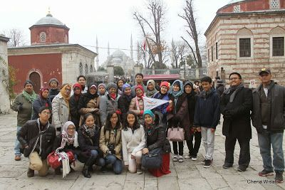 umroh turki istanbul november