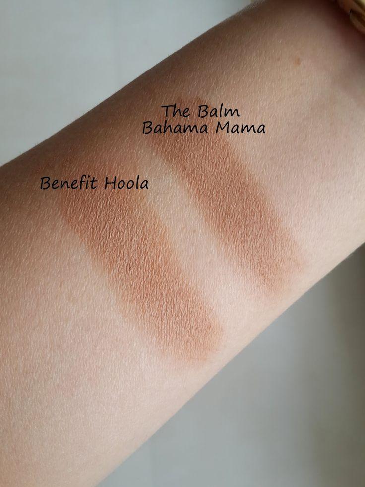 Benefit Hoola Bronzer ile Yüz Kontürleme-Saç, Kozmetik ve Hayat..