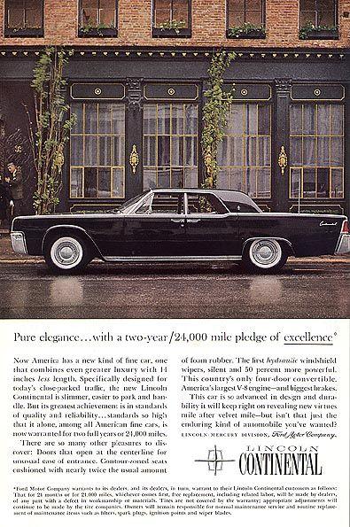 1961 lincoln lincoln car brochures pinterest brochures and lincoln. Black Bedroom Furniture Sets. Home Design Ideas