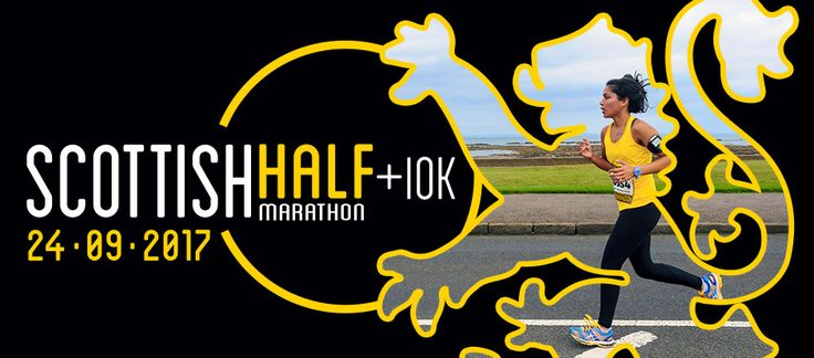 The Scottish Half Marathon + 10K 2017 takes place on Sunday 24th September. Choose between the Half Marathon or the 10K. Enter now!
