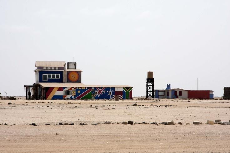 Number 27 & Unidentified 12, Wlotzkasbaken, Namibia, 2010