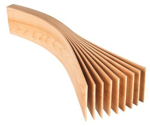 Bent Wood Lamination Basics 10 tips for making strong, graceful curves that add a new dimension to your woodworking. By Dave Munkittrick Is your woodworking ready to break free of the box? Check out bent laminations. You'll find a whole new world of possibilities to explore. Woodworkers use bent wood laminations for everything from chair rockers to drawer handles. Bent laminations do more than give your project a graceful look; …