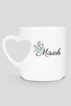 Misiek - kubek - mug