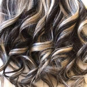 Dark brown hair with platinum blonde highlights image collections black hair with platinum blonde and red highlights the best 60 hairstyles featuring dark brown hair pmusecretfo Gallery
