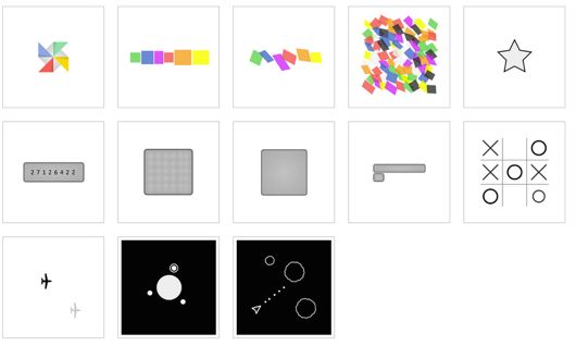 CutJS : concevez des jeux HTML5 / Canvas pour le Web et les mobiles, la bibliothèque modélise les données comme un arbre DOM