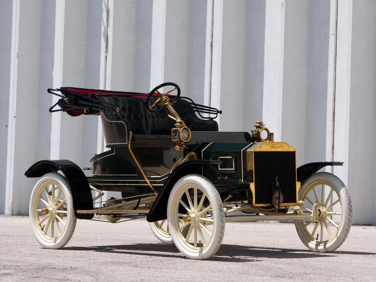 1906 Ford Model-N Runabout