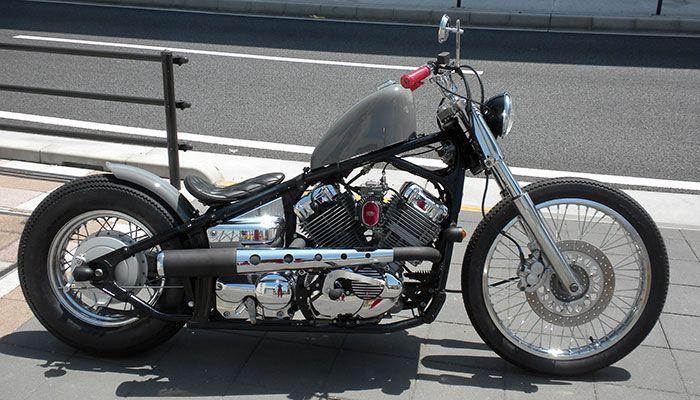 Yamaha Acc  Vs Rigid