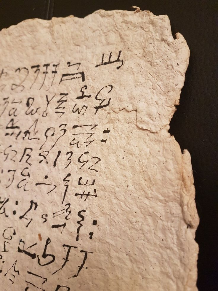 Papirus, ancient  Egypt