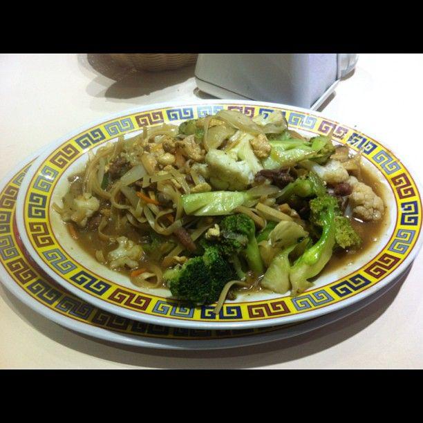 Chow mein para la hora de la comida