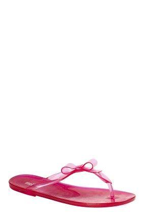 http://answear.cz/141765-melissa-zabky-cute.html #Sandály #Žabky  #Melissa #Cute #summer #love