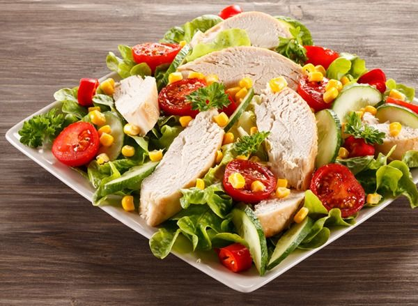 These McDonald's, Chipotle, Subway and Chick-Fil-A salads can all help you lose weight fast.