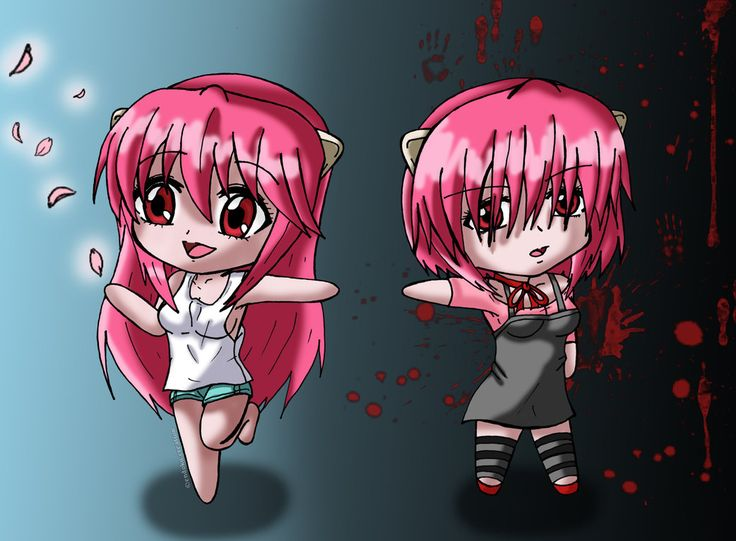 Elfen lied by endoku-creation
