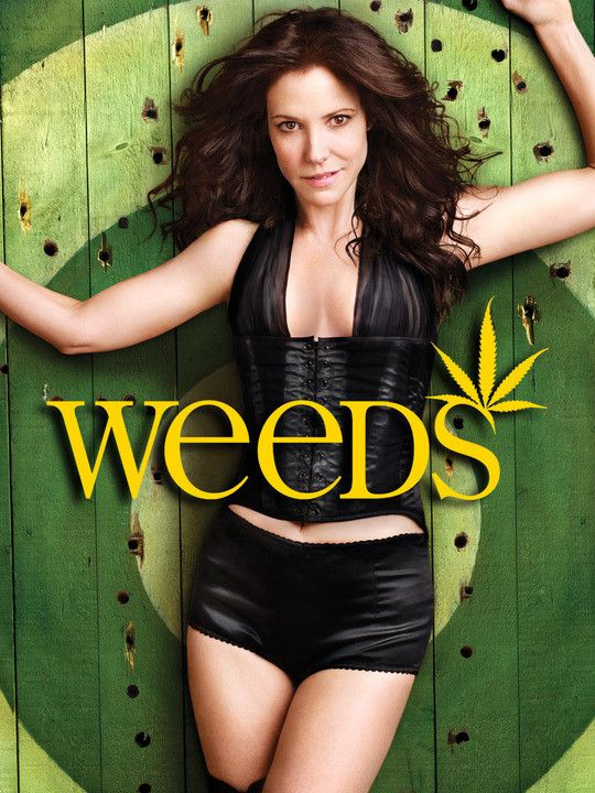 Widowed suburbanite Nancy Botwin (Mary-Louise Parker) starts growing and selling marijuana to make enough money to support her family after her husband's unexpected death leaves her in big debt. The long running series had its ups and downs, but as creator Jenji Kohan's first hit (leading to ORANGE IS THE NEW BLACK), WEEDS was able to leave a lasting impression with memorable characters, turbulent relationships, and an early glimpse into America's impending rejection of pot prohibition.
