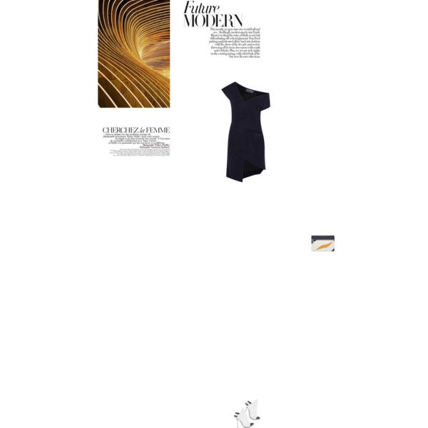 Bez tytułu #102 by izabelmaz on Polyvore featuring moda, Jacquemus, Balenciaga, Victoria Beckham and La Femme