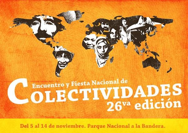 Cartel Colectividades Rosario by Manuel Martinez Campagna, via Behance