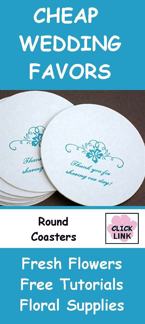 17 Best Images About Cheap Wedding Favor Ideas On Pinterest