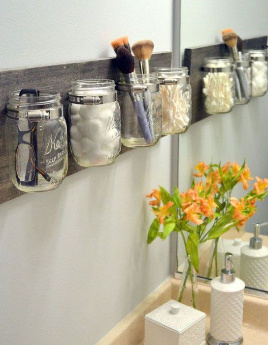 DIY – 15 Handmade Decoration pieces made from old waste items