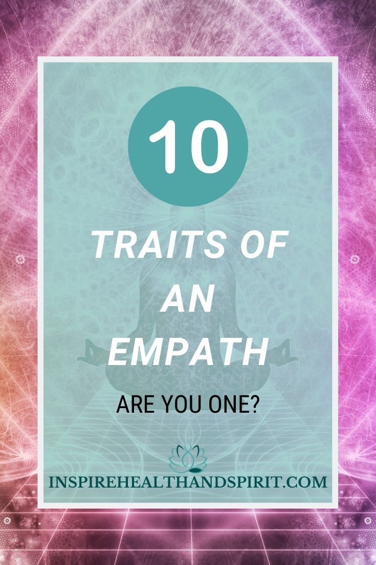 10 Traits Of An Empath Are You One Empath Empath Types Energy Healing