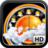 eWeather HD with Weather alerts 7.1.5 APK Patched Apps Weather