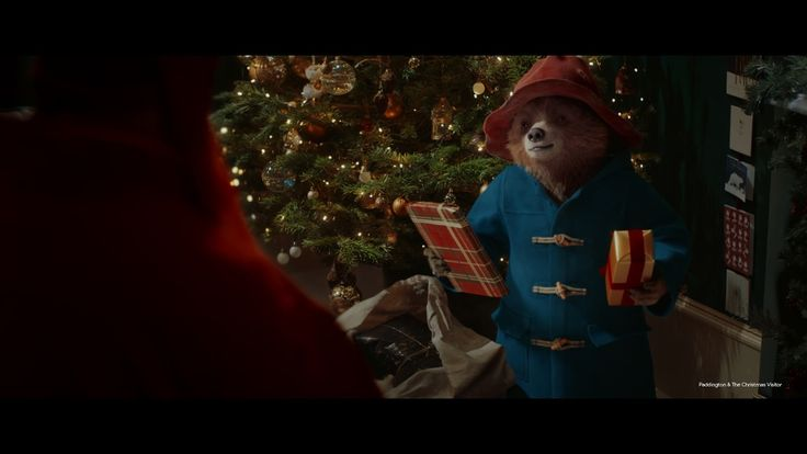 Marks & Spencer Presents 'Paddington and the Christmas Visitor'