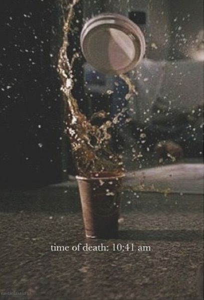 ''Time of death : 10:41 am'' / John Winchester
