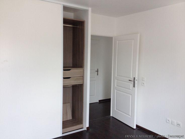 amnagement appartement neuf decorexpat ct maison projets le client souhaitait amnager des rangements - Amenagement Interieur Maison Neuve